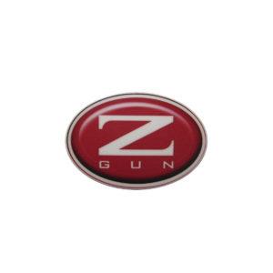 Adesivo Z-Gun piccolo