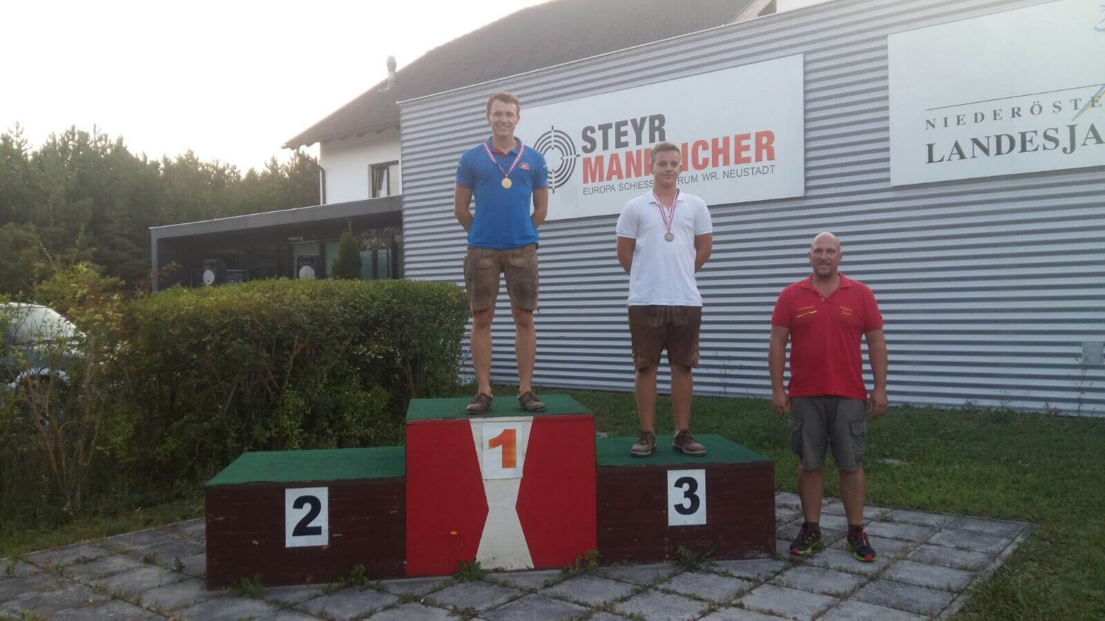 Martin Felbermair Vincitore Di Fitasc Sporting – Categoria Junior
